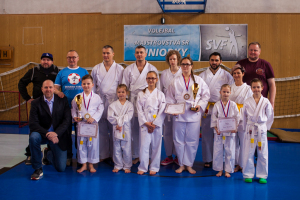 3. kolo Slovenské pohára v tradičnom karate  (29.02.2020)